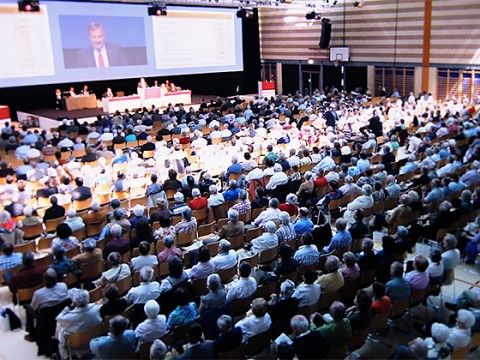 Clip about a general anual meeting 2011